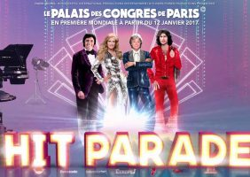 <i>Hit Parade</i>, affiche du spectacle, 2016. © DR